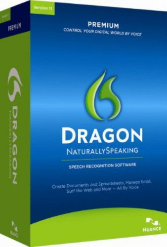 Dragon NaturallySpeaking Premium 11 [Old Version]