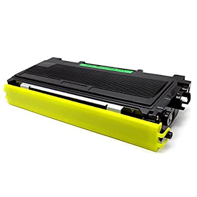 Brother Toner Cartridge TN350 Compatible for DCP7020 HL2030 HL2040 Intellifax 2820 Printer Replacement Black Drum High Yield