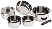 Stansport Family Cook Set SS