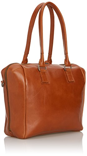 Mano cognac Bolso Bag Marrón De Mujer Royal pnqwvPWZx