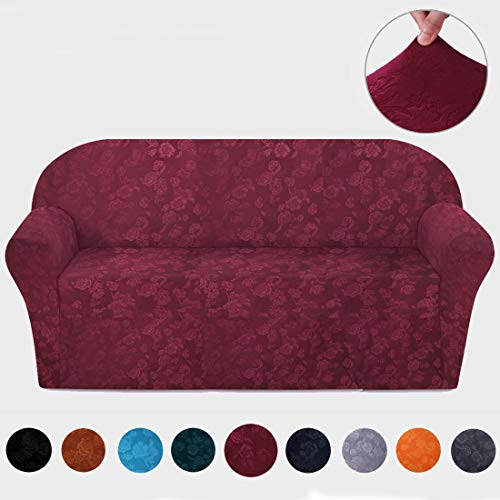 misaya Stretch Sofa Cover Soft Non-Slip Furniture Protector