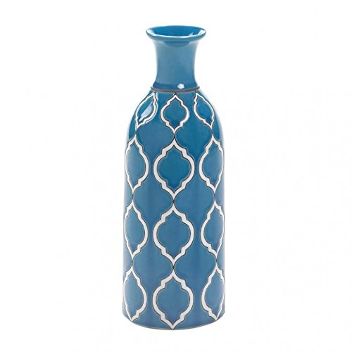 Large Ceramic Vase, Living Room Modern Tall Vases Decorative ()