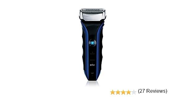 Braun Serie 5 530s / afeitadora eléctrica / Trimmer Precision / Cordless Razor / Totalmente lavable / Batería recargable de Li-Ion recargable / Incluyendo bolsa de ...