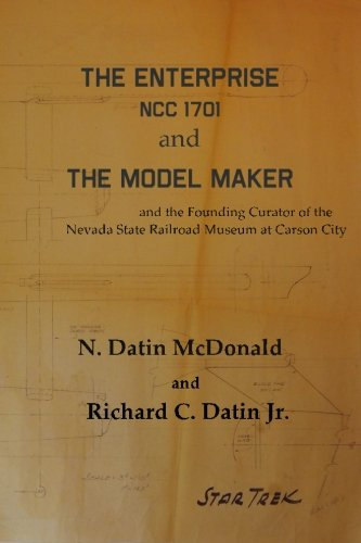 The Enterprise, NCC 1701 and The Model Maker