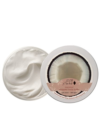 100% Pure Coconut Whipped Body Butter (100% Pure Body Butter)