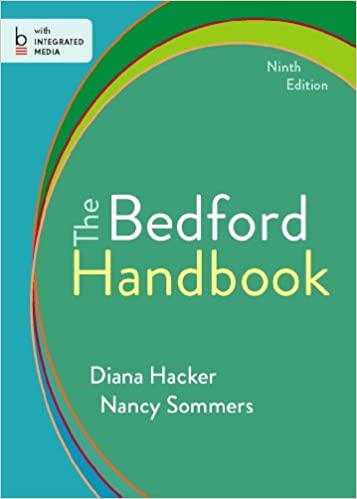 9781319039592: the bedford guide for college writers with reader.