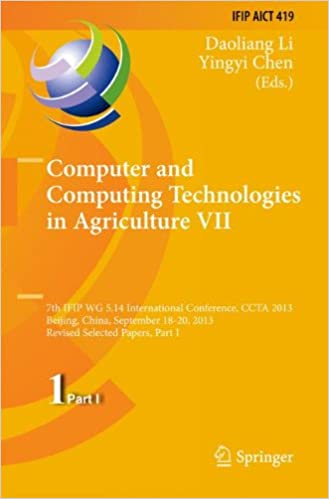 Computer and Computing Technologies in Agriculture VII: 7th