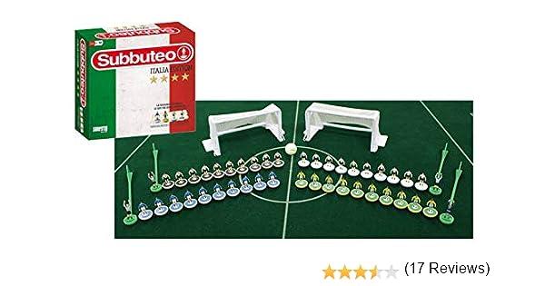 Subbuteo Playset Italia Edition: Amazon.es: Juguetes y juegos