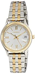 CARAVELLE Women's 45M112 Analog Quartz Multicolour Watch
