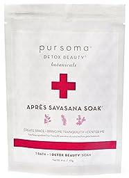 Pursoma - Organic / Raw / Vegan Apres Savasana Soak