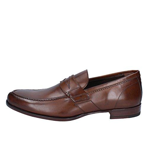 Calpierre - Mocasines de Piel para hombre Marrón marrón