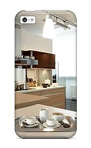 Perfect Fit ZeQaijM135kirNo Classy Kitchen Design Case For Iphone - 5c
