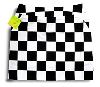 Loudmouth Golf Womens Skorts: Pole Position - Size 0