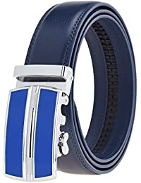 Belt Men's Leather Ratchet Belt
