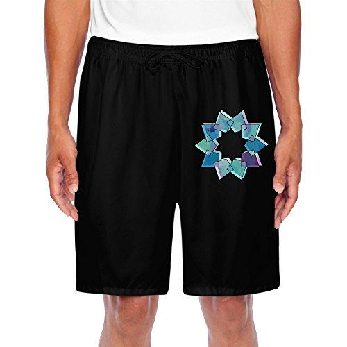 personalized-men-short-sweatpants-mamluk-star-for-athletic-training