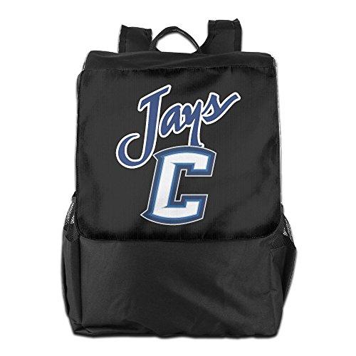 Creighton Bluejays Logo Outdoor Backpack Travel Bag