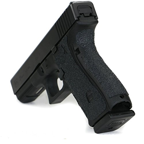 Foxx Grips -Gun Grips Glock 19 Gen 5 (Rubber Grip Enhancement)