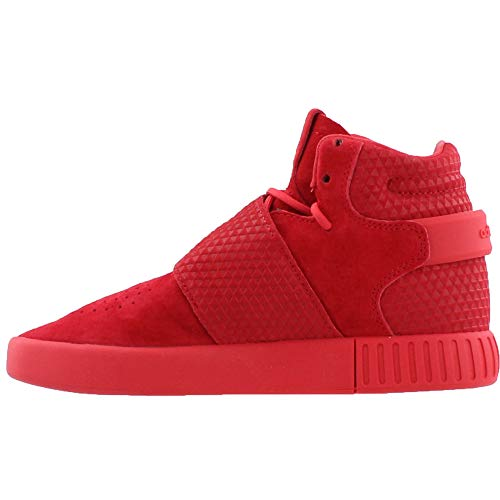 official photos f87f6 a12de adidas Mens Tubular Invader Strap Athletic & Sneakers Brown