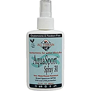 All Terrain AquaSport SPF 30 Spray - 3 fl oz