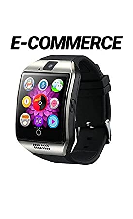 Bluetooth SmartWatch, Waterproof Smart Wrist Watch Teléfono ...