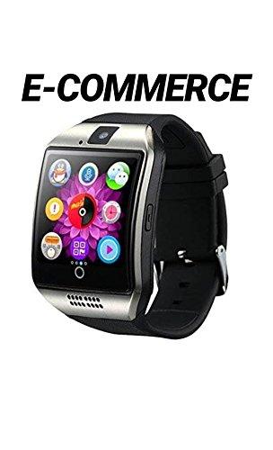 Bluetooth SmartWatch, Waterproof Smart Wrist Watch Teléfono ...