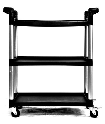Trinity 3-Tier Utility Cart (Food Cart On Wheels compare prices)