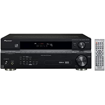 Pioneer VSX-516-K 7.1-Channel Home Theater Receiver, Black (Discontinued