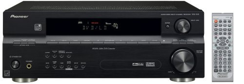 Pioneer VSX-516-K 7.1-Channel Home Theater Receiver, Black