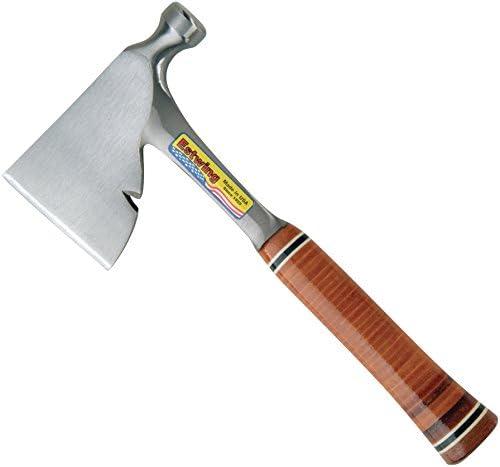 Estwing MFG Co E2H Carpenter s Hatchet Leather Grip 3-5 8
