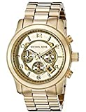 MK8077 Michael Kor Men Stainless Steel Analog Quartz Wrist Watches