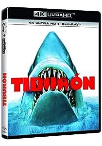 Tiburón (4K UHD + BD) [Blu-ray]