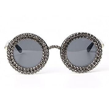 LKVNHP Vintage Shades Moda Gafas de Sol de Mujer diseñador ...