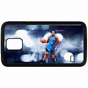Personalized Samsung S5 Cell phone Case/Cover Skin 14935 kevin durant by rhurst d4zt56o Black