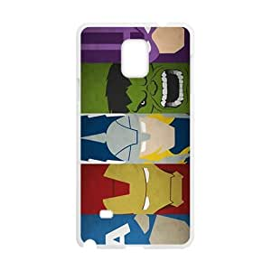 The Avengers Cell Phone Case for Samsung Galaxy Note4 by runtopwell