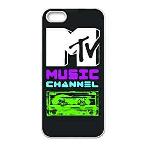 mtv 2 iPhone 5 5s Cell Phone Case White 91INA91460325