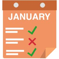 Monthly Task Tracker