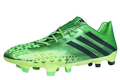adidas Predator LZ TRX FG Mens Football Boots - Cleats - Green-Green-7