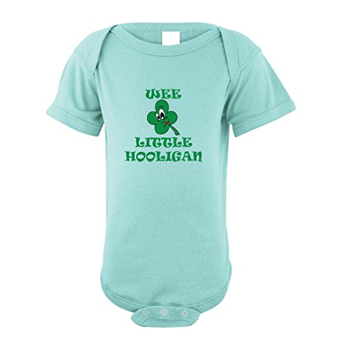 We Little Hooligan Baby Bodysuit One Piece Chill 12 Months
