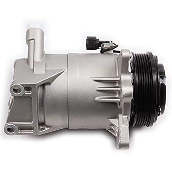 ROADFAR Air Conditioning Compressor Clutch Kit fit for CO 10663AC 2009 2010 2011 2012 2013 2014 3.5L Nissan Maxima S Sedan SV Sedan