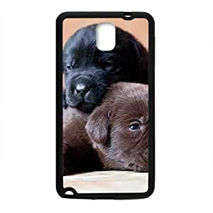 Brown And Black Puppy Dog Phone Case for Diy For SamSung Galaxy S6 Case Cover