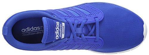 Blau Blu da Groove Ftwr Uomo Ginnastica Cloudfoam White Blue Scarpe adidas Blue Y0TwSqa