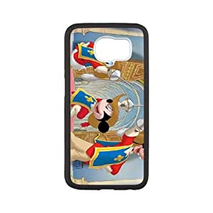 Three Musketeers, The (Animated) Samsung Galaxy S6 Cell Phone Case White gift W9602560