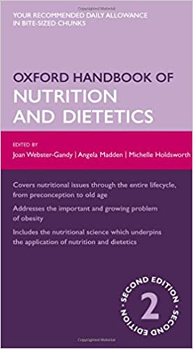 Kết quả hình ảnh cho Oxford Handbook of Nutrition and Dietetics