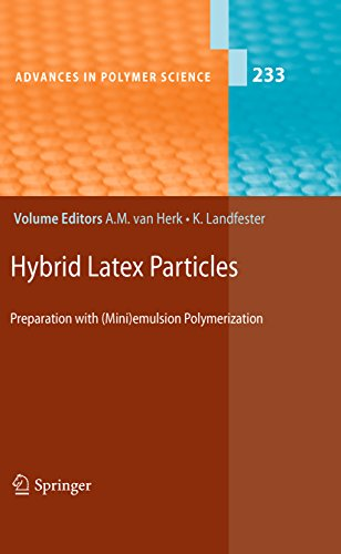 Hybrid Latex Particles: Preparation with (Mini)emulsion Polymerization (Advances in Polymer Science Book 233)