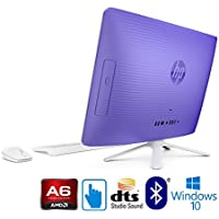 "HP 22-b062, AMD Quad-Core, 8GB, 1TB HDD, 21.5"" Full HD Touchscreen All-in-One (Certified Refurbished)"
