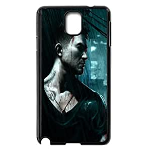 Samsung Galaxy Note 3 Cell Phone Case Black Sleeping Dogs JNR2033334
