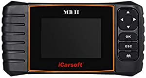<strong>iCarsoft MBII Mercedes diagnostic tool</strong>