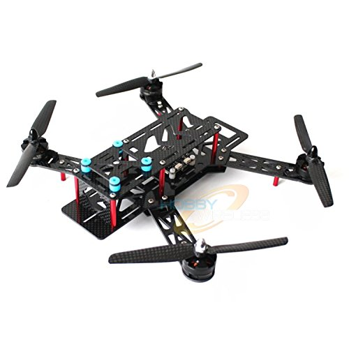 NIGHTHAWK 250 V2 CARBON FIBER QUADCOPTER KIT