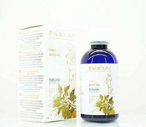 Body Relax Oil 30ml | Ikarov von Kuker | Entspannendes Körperöl Nach Dem Sport