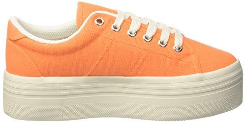 Jeffrey Campbell Zomg - Zapatillas de deporte Mujer Arancione